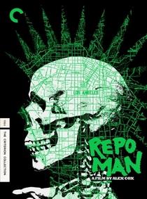 Repo Man - A Onda Punk - Poster / Capa / Cartaz - Oficial 1