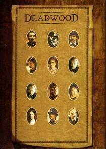 Deadwood (1ª Temporada) - Poster / Capa / Cartaz - Oficial 2