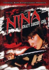 Nina: Crazy Suicide Girl - Poster / Capa / Cartaz - Oficial 1