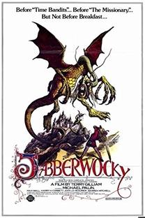 Jabberwocky - Um Herói Por Acaso - Poster / Capa / Cartaz - Oficial 6