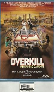 Overkill - Mensageiro da Morte - Poster / Capa / Cartaz - Oficial 1