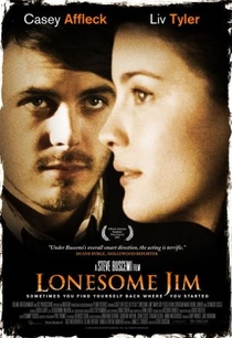 O Solitário Jim - Poster / Capa / Cartaz - Oficial 3