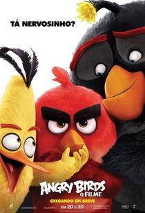 Angry Birds: O Filme - Poster / Capa / Cartaz - Oficial 12