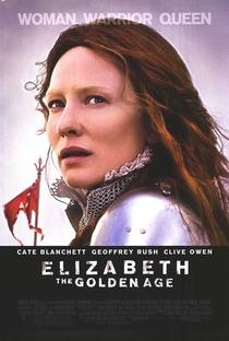 Elizabeth - A Era de Ouro - Poster / Capa / Cartaz - Oficial 2