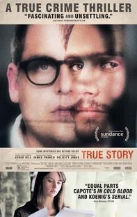A História Verdadeira - Poster / Capa / Cartaz - Oficial 2