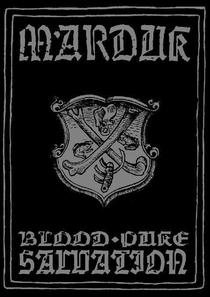 MARDUK - Blood Puke Salvation - Poster / Capa / Cartaz - Oficial 1