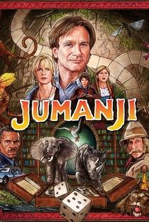 Jumanji - Poster / Capa / Cartaz - Oficial 7
