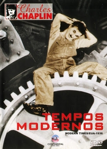Tempos Modernos - Poster / Capa / Cartaz - Oficial 20