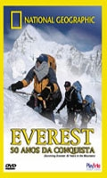 National Geographic - Everest: 50 Anos de Conquista - Poster / Capa / Cartaz - Oficial 1