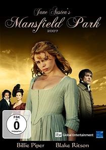 Mansfield Park - Poster / Capa / Cartaz - Oficial 3