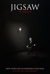 Jogos Mortais: Jigsaw - Poster / Capa / Cartaz - Oficial 19
