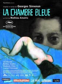 O Quarto Azul - Poster / Capa / Cartaz - Oficial 1