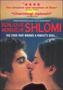 Bonjour Monsieur Shlomi     (Ha-Kochavim Shel Shlomi) - Poster / Capa / Cartaz - Oficial 3