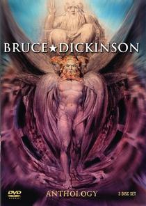 Bruce Dickinson - Anthology - Poster / Capa / Cartaz - Oficial 1