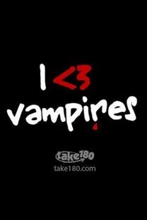 I <3 Vampires (1ª Temporada) - Poster / Capa / Cartaz - Oficial 1