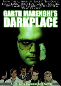 Garth Marenghi's Darkplace - Poster / Capa / Cartaz - Oficial 2