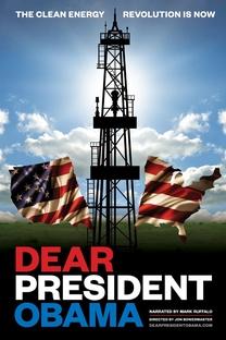 Dear President Obama - Poster / Capa / Cartaz - Oficial 1