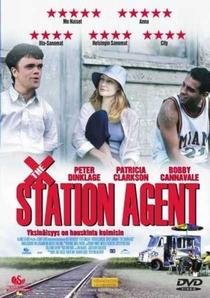 O Agente da Estação - Poster / Capa / Cartaz - Oficial 6