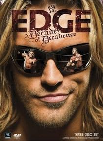WWE Edge: A Decade of Decadence - Poster / Capa / Cartaz - Oficial 1