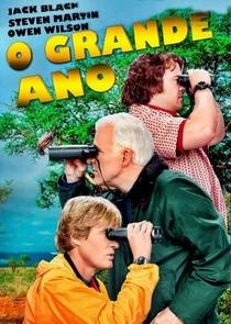 O Grande Ano - Poster / Capa / Cartaz - Oficial 2
