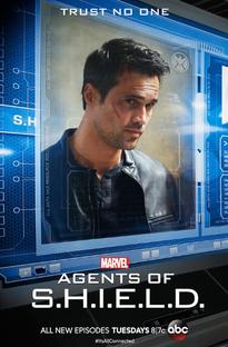 Agentes da S.H.I.E.L.D. (1ª Temporada) - Poster / Capa / Cartaz - Oficial 6