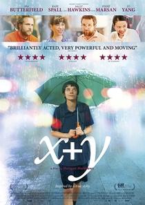 X + Y - Poster / Capa / Cartaz - Oficial 3