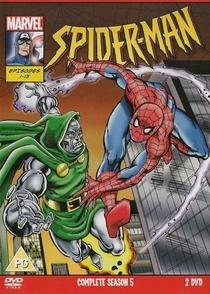 Homem-Aranha: A Série Animada (5ª Temporada) - Poster / Capa / Cartaz - Oficial 1
