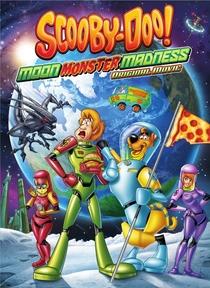 Scooby-Doo! A Loucura do Monstro da Lua - Poster / Capa / Cartaz - Oficial 1