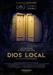 Deus Local - Poster / Capa / Cartaz - Oficial 1