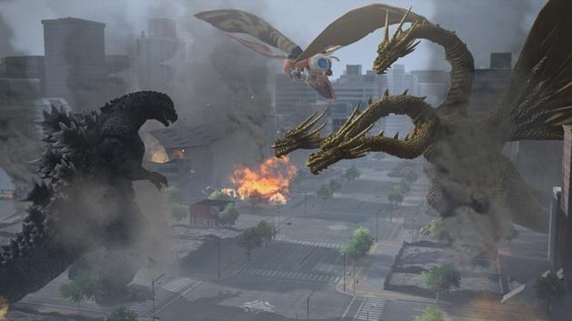 Godzilla: game permitirá ao jogar incorporar o Rei dos Monstros