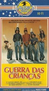 Guerra das Crianças - Poster / Capa / Cartaz - Oficial 2