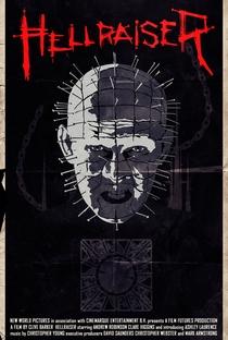 Hellraiser: Renascido do Inferno - Poster / Capa / Cartaz - Oficial 5