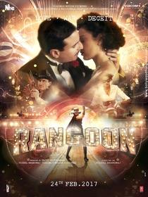 Rangoon - Poster / Capa / Cartaz - Oficial 2