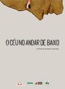 O Céu no Andar de Baixo - Poster / Capa / Cartaz - Oficial 1