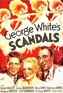 Escândalos de Broadway - Poster / Capa / Cartaz - Oficial 1