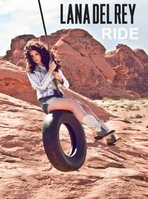 Lana Del Rey: Ride - Poster / Capa / Cartaz - Oficial 1
