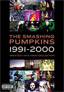 The Smashing Pumpkins - Greatest Hits Video Collection (1991–2000) - Poster / Capa / Cartaz - Oficial 1