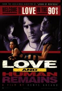 Amor e Restos Humanos - Poster / Capa / Cartaz - Oficial 1