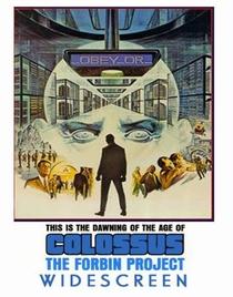 Colossus 1980 - Poster / Capa / Cartaz - Oficial 5