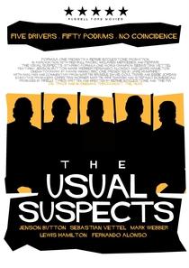 Os Suspeitos - Poster / Capa / Cartaz - Oficial 4
