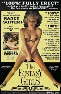 The Ecstasy Girls - Poster / Capa / Cartaz - Oficial 1
