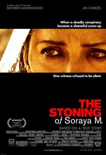 O Apedrejamento de Soraya M. - Poster / Capa / Cartaz - Oficial 1