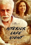 Interior Cafe Night