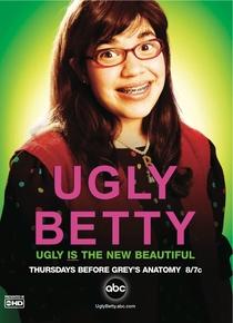 Ugly Betty (1ª Temporada) - Poster / Capa / Cartaz - Oficial 2