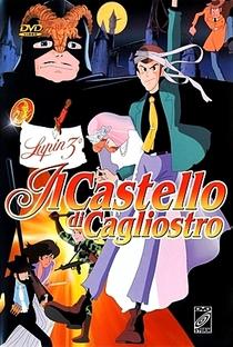 O Castelo de Cagliostro - Poster / Capa / Cartaz - Oficial 22