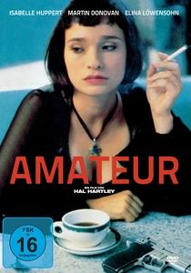Amateur - Poster / Capa / Cartaz - Oficial 3
