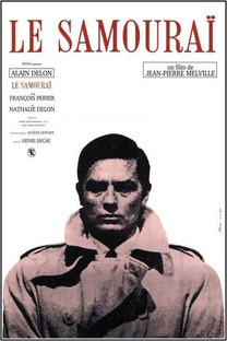 O Samurai - Poster / Capa / Cartaz - Oficial 3