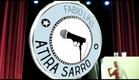 ATIRA SARRO  - FÁBIO LINS STAND UP COMEDY