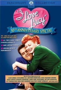 I Love Lucy's 50th Anniversary Special - Poster / Capa / Cartaz - Oficial 1
