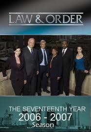 Law & Order (17ª Temporada) - Poster / Capa / Cartaz - Oficial 1